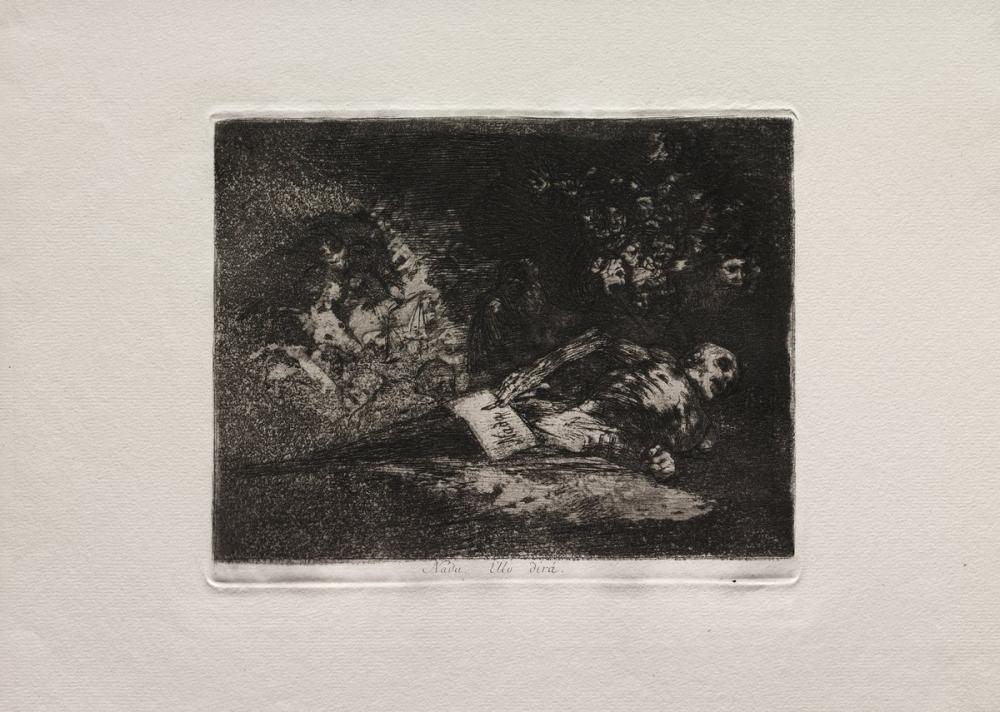Francisco Goya, Nothing The Event Will Tell, Figure, Francisco Goya, kanvas tablo, canvas print sales