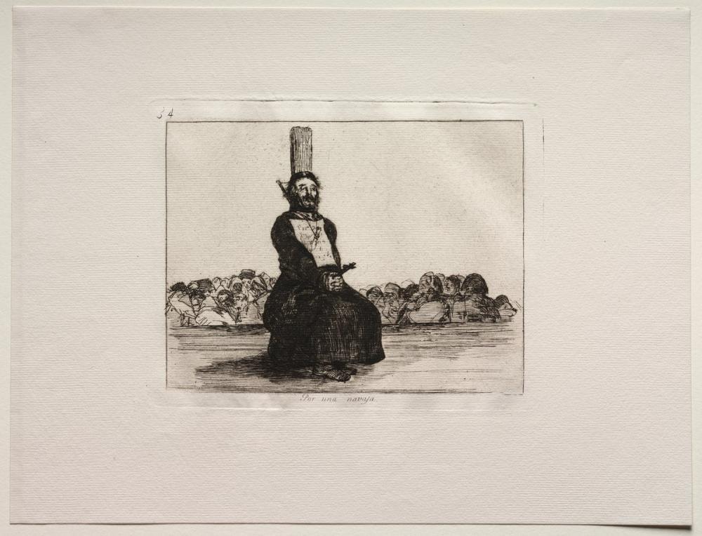 Francisco Goya, Bir Bıçak Hesabı, Figür, Francisco Goya, kanvas tablo, canvas print sales