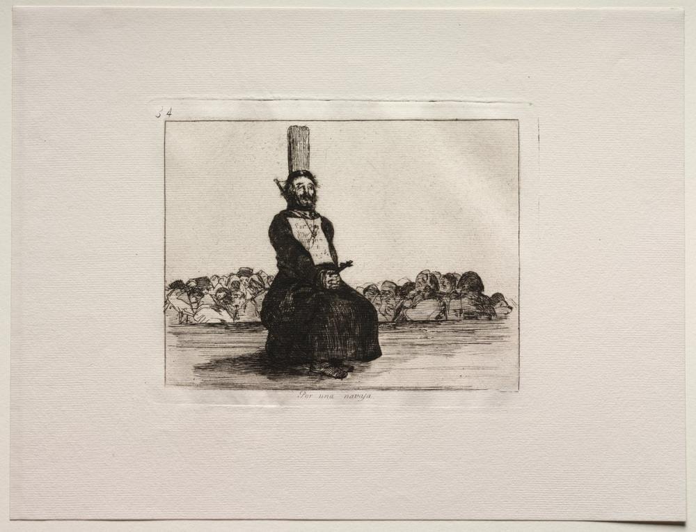 Francisco Goya, On Account Of A Knife, Figure, Francisco Goya, kanvas tablo, canvas print sales