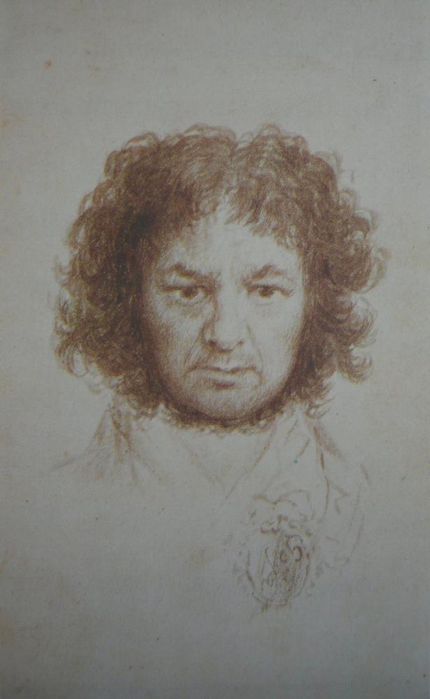 Francisco Goya, Otoportre, Kanvas Tablo, Francisco Goya, kanvas tablo, canvas print sales