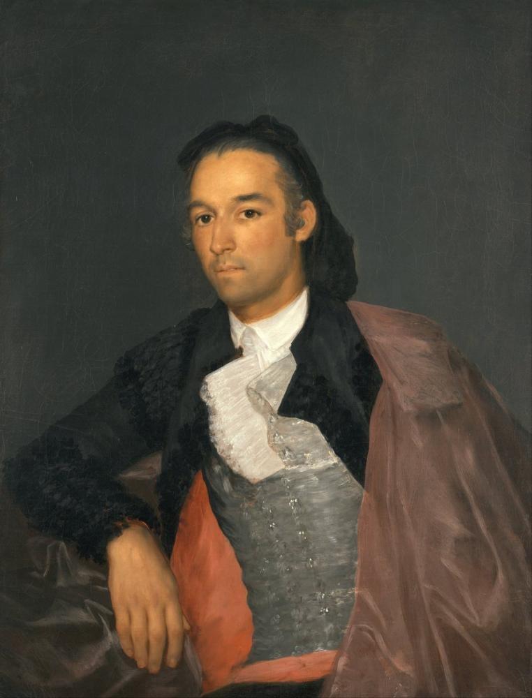 Francisco Goya, Marquesa de Santiago Portresi, Kanvas Tablo, Francisco Goya, kanvas tablo, canvas print sales