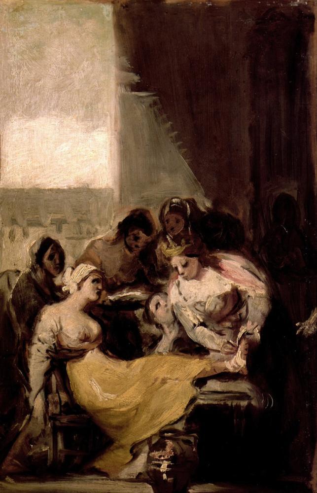 50x80, 40x65, 60x95, 25x40, 80x130 şablon, Canvas, Lucio Fontana, kanvas tablo, canvas print sales