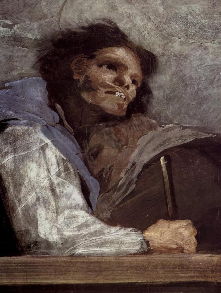 Francisco Goya, San Antonio de la Florida, Figür, Francisco Goya, kanvas tablo, canvas print sales