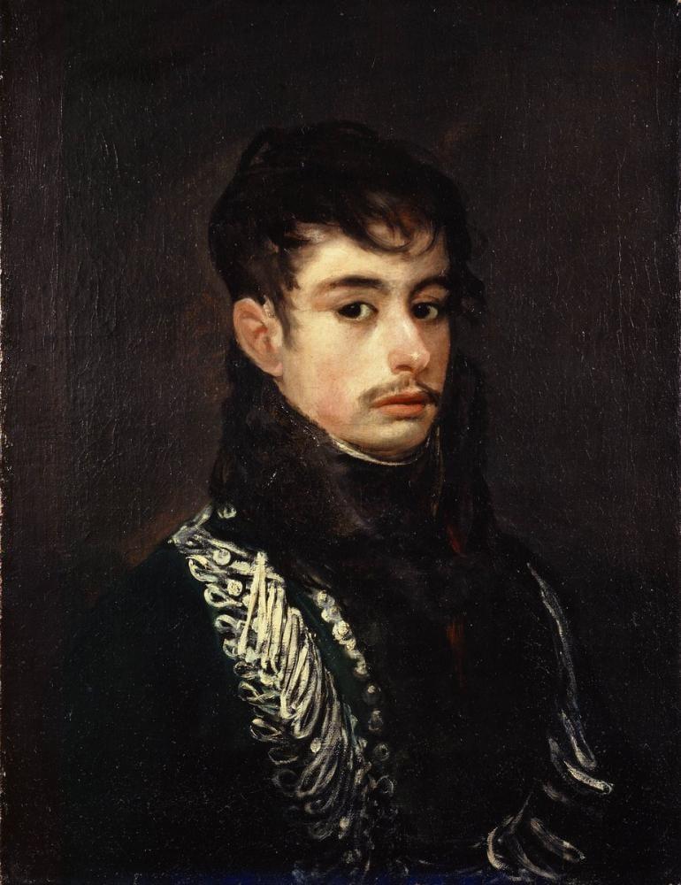 Francisco Goya, Sebastián de Morra, Canvas, Francisco Goya, kanvas tablo, canvas print sales