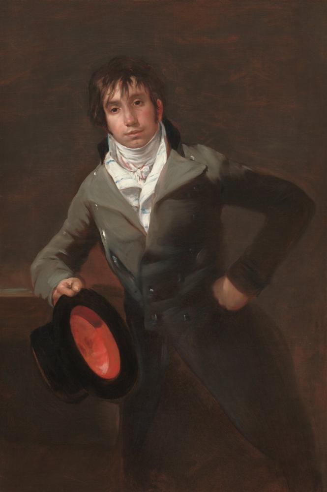 Francisco Goya, Bartolome Sureda Ve Miserol, Kanvas Tablo, Francisco Goya, kanvas tablo, canvas print sales