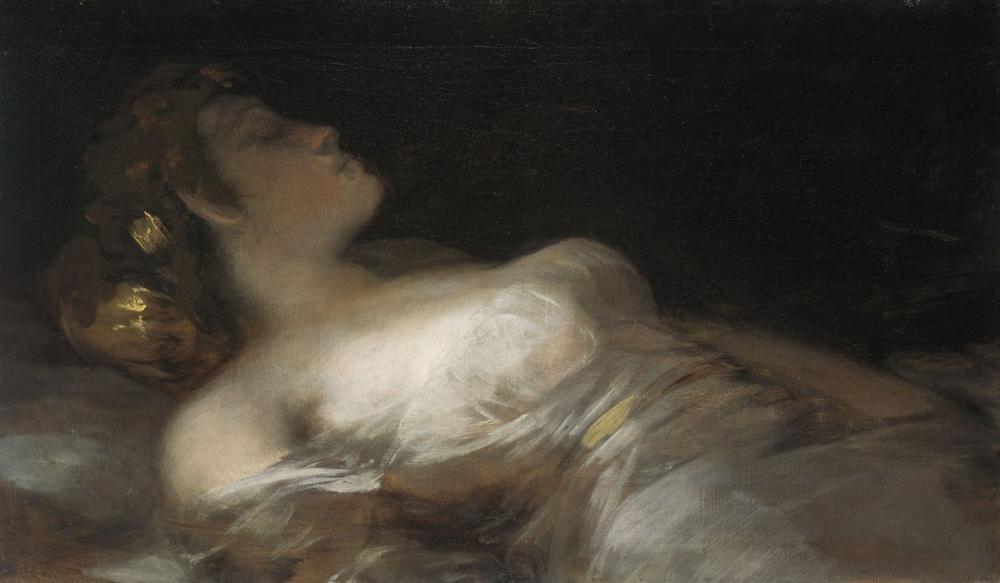 Francisco Goya, Rüya, Kanvas Tablo, Francisco Goya, kanvas tablo, canvas print sales