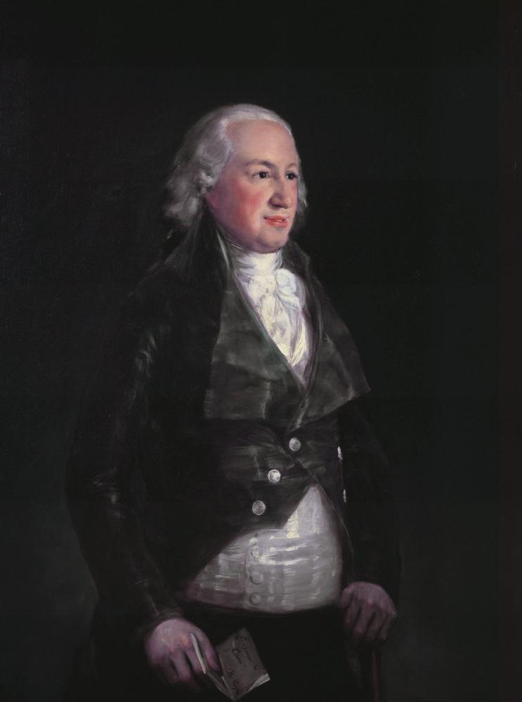 Francisco Goya, The Duke of Osuna, Canvas, Francisco Goya, kanvas tablo, canvas print sales
