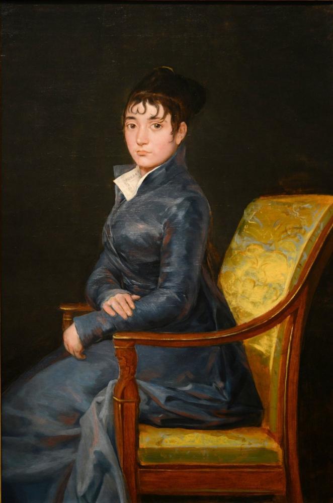 Francisco Goya, Thérèse Louise de Sureda, Canvas, Francisco Goya, kanvas tablo, canvas print sales