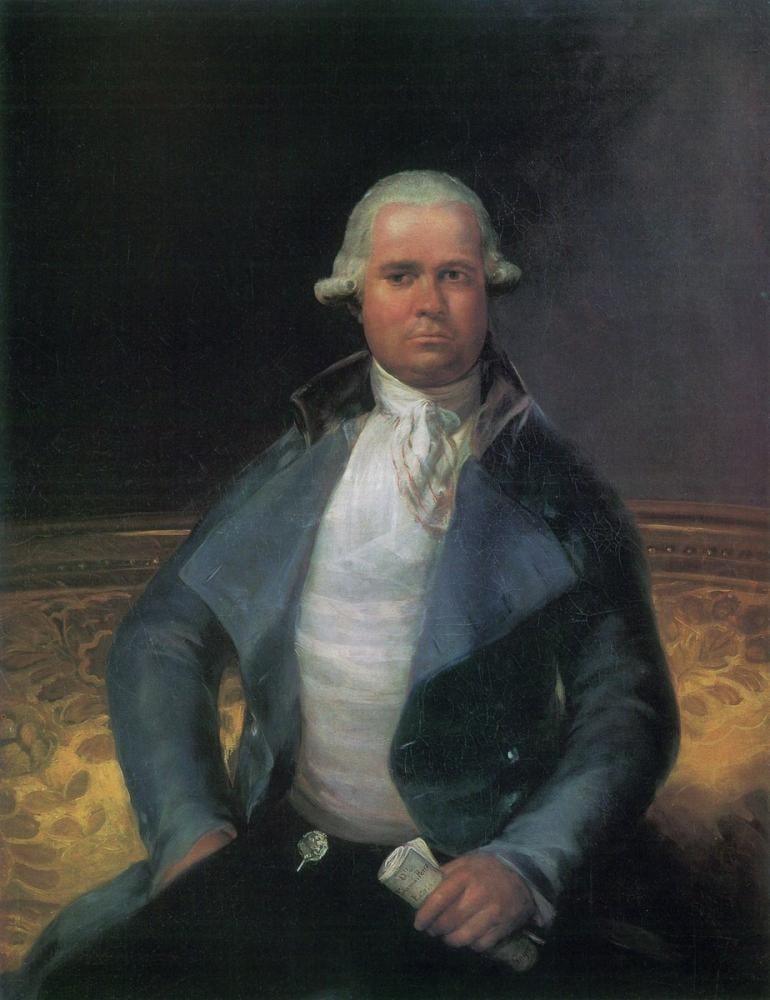 Francisco Goya, Tomás Pérez de Estala, Canvas, Francisco Goya, kanvas tablo, canvas print sales