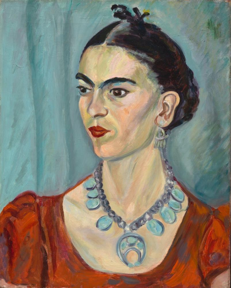 Frida Kahlo Magda Pach, Kanvas Tablo, Frida Kahlo, kanvas tablo, canvas print sales