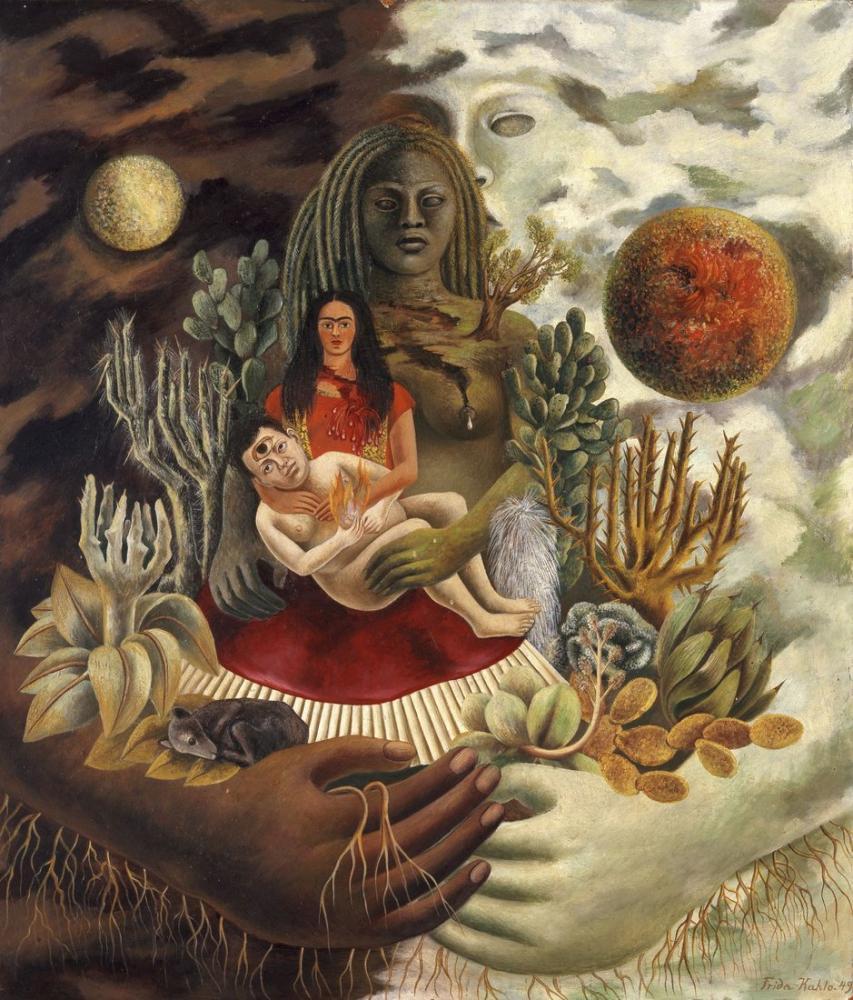 Frida Kahlo Meksikalı Kadın, Kanvas Tablo, Frida Kahlo, kanvas tablo, canvas print sales