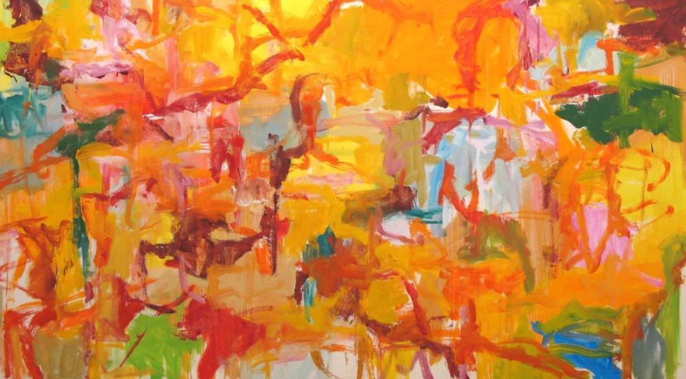 Friedel Dzubas Kikuo Saito Resonant Tension, Canvas, Friedel Dzubas, kanvas tablo, canvas print sales