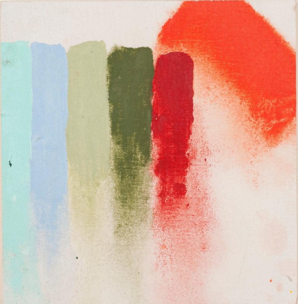 Friedel Dzubas To Red, Canvas, Friedel Dzubas, kanvas tablo, canvas print sales