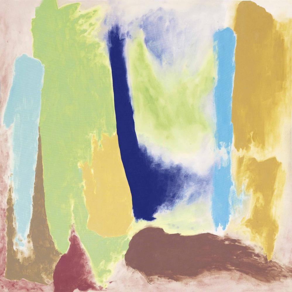 25x25 40x40 50x50 100x100 Kare Şablon, Canvas, Lucio Fontana, kanvas tablo, canvas print sales