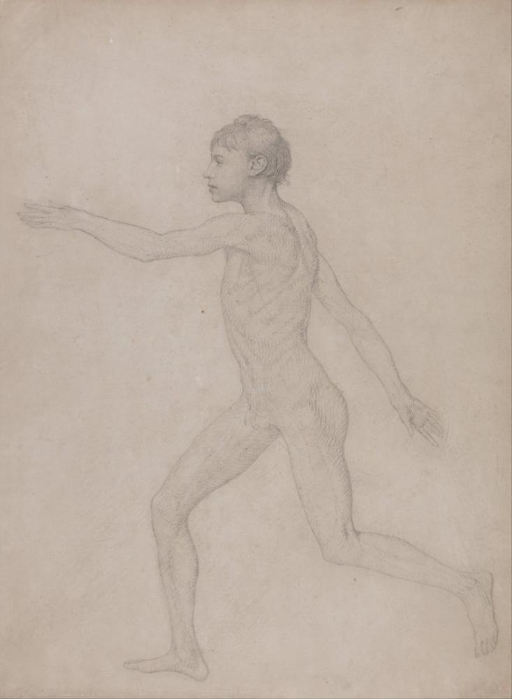 George Stubbs, Human Body V, Figure, George Stubbs, kanvas tablo, canvas print sales