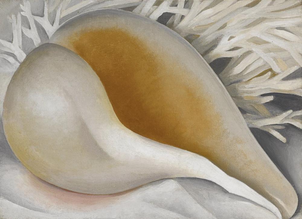 Georgia O Keeffe, Natural Instinct, Canvas, Georgia O Keeffe, kanvas tablo, canvas print sales
