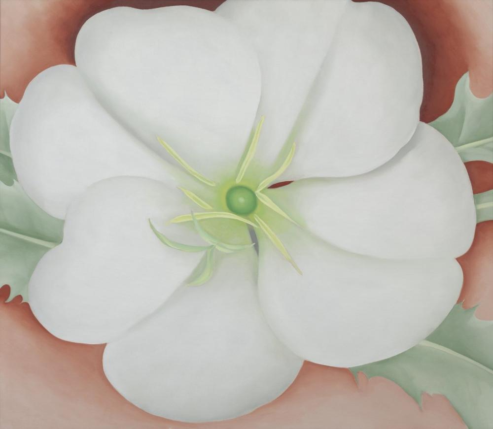Georgia O Keeffe, White Flower, Canvas, Georgia O Keeffe, kanvas tablo, canvas print sales