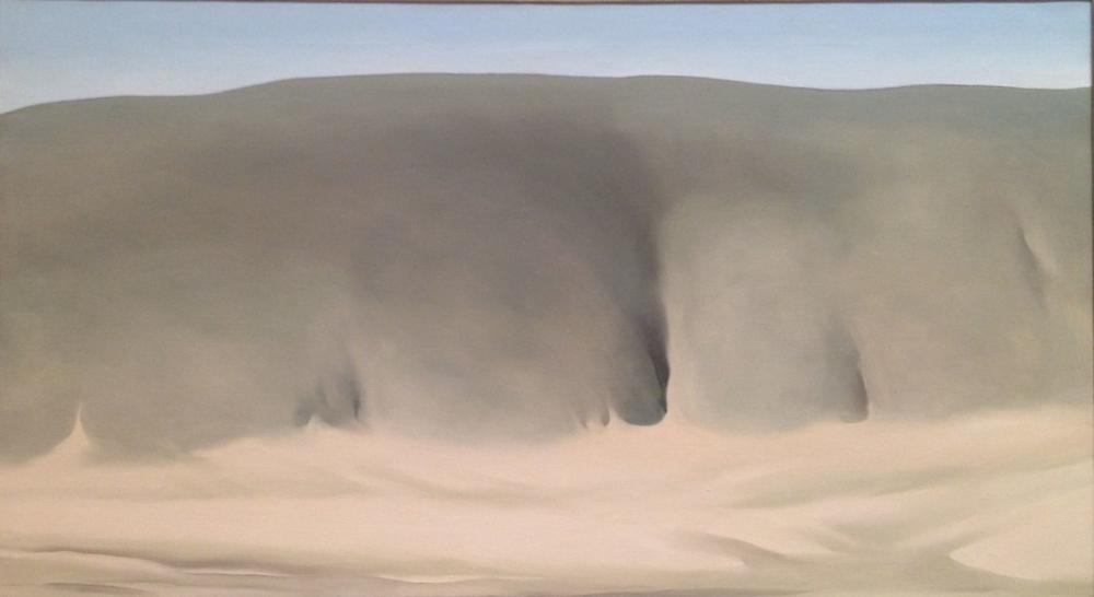 Georgia O Keeffe, Black Place, Canvas, Georgia O Keeffe, kanvas tablo, canvas print sales