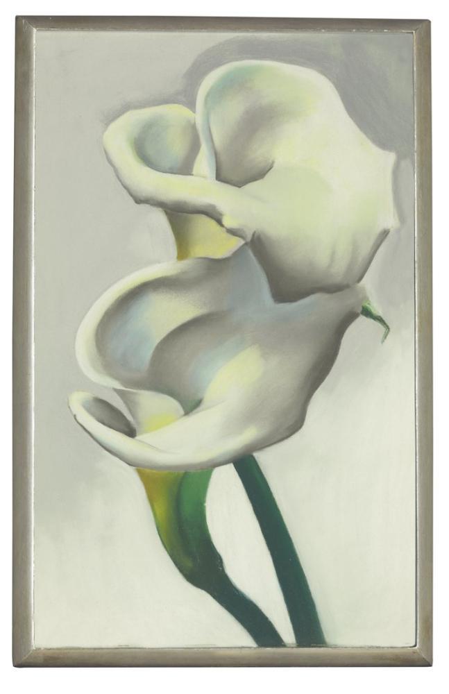Georgia O Keeffe, Calla Lilies I, Canvas, Georgia O Keeffe, kanvas tablo, canvas print sales