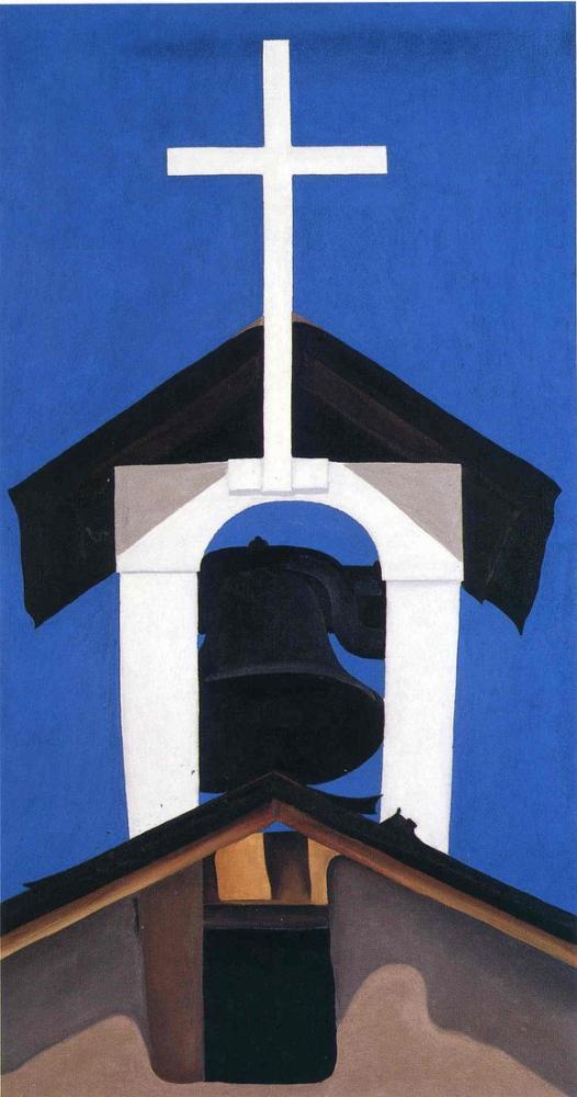 Georgia O Keeffe, Church, Canvas, Georgia O Keeffe, kanvas tablo, canvas print sales