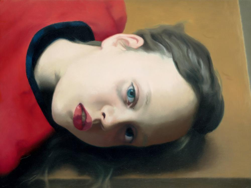 Gerhard Richter, Betty 2, Kanvas Tablo, Gerhard Richter, kanvas tablo, canvas print sales