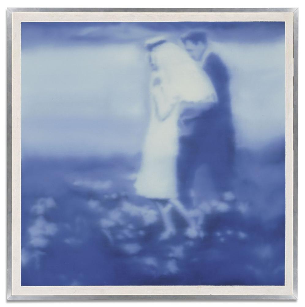 Gerhard Richter, Gelin Çifti, Kanvas Tablo, Gerhard Richter, kanvas tablo, canvas print sales