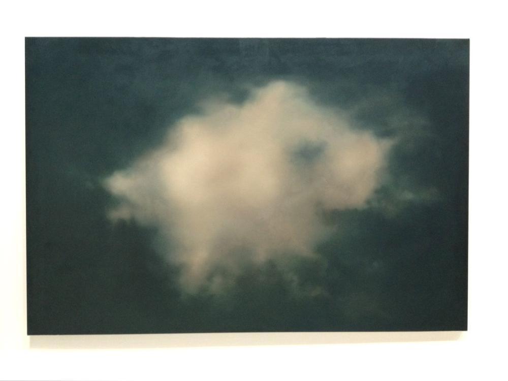 Gerhard Richter, Bulut 1970, Kanvas Tablo, Gerhard Richter, kanvas tablo, canvas print sales