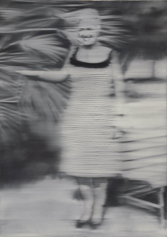 Gerhard Richter, Bayan Niepenberg, 1965, Kanvas Tablo, Gerhard Richter, kanvas tablo, canvas print sales