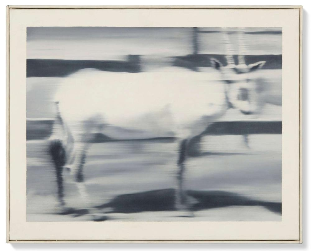 Gerhard Richter, Gemsbo, Kanvas Tablo, Gerhard Richter, kanvas tablo, canvas print sales