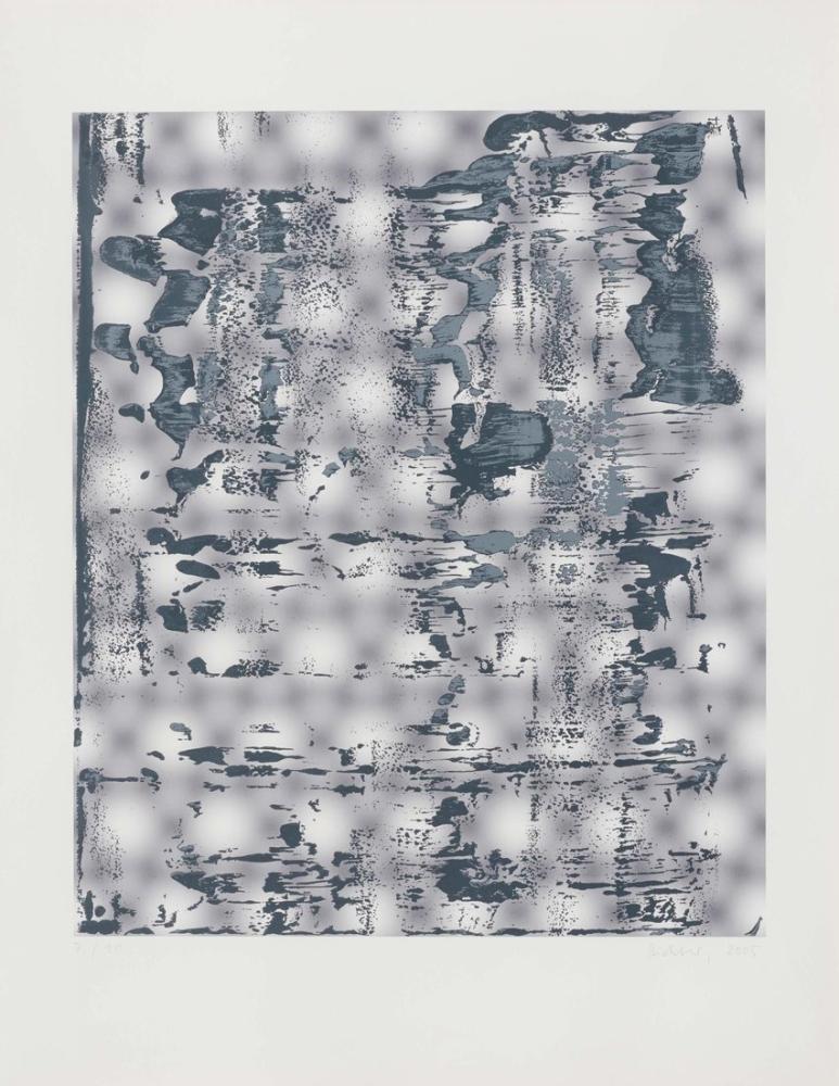 Gerhard Richter, Graphit, Kanvas Tablo, Gerhard Richter, kanvas tablo, canvas print sales