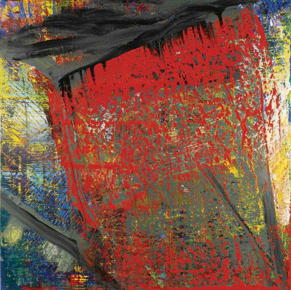 Gerhard Richter, Gudruna 1987, Kanvas Tablo, Gerhard Richter, kanvas tablo, canvas print sales