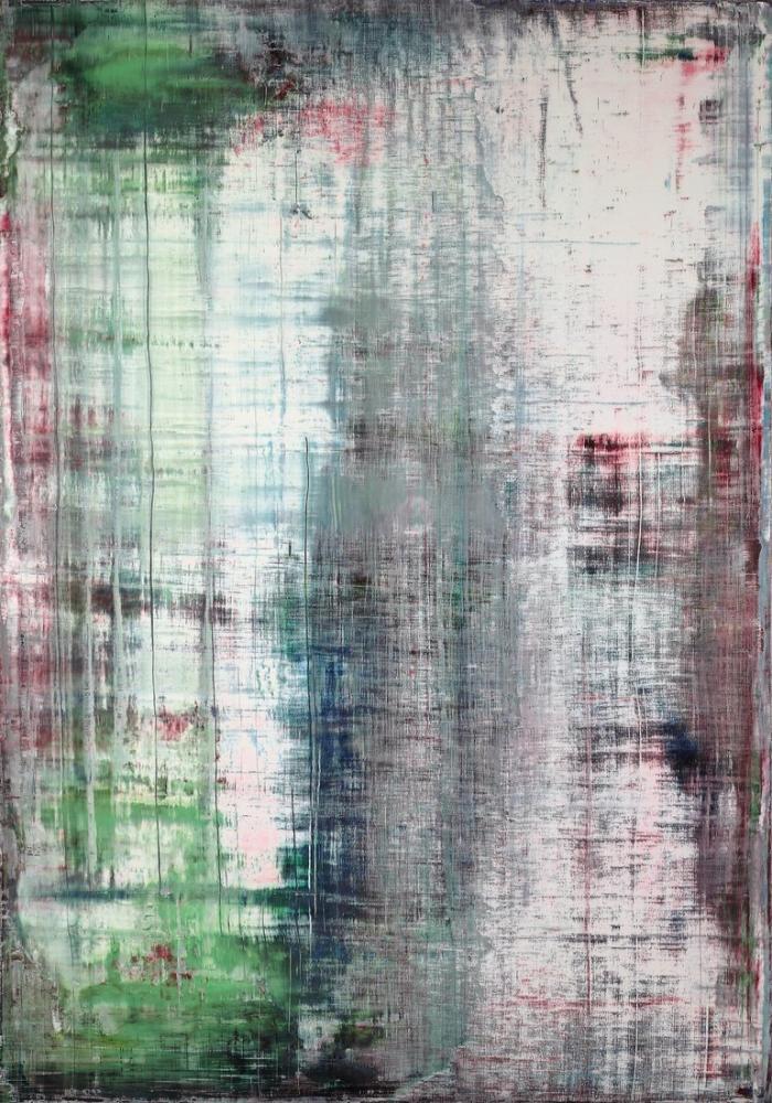 Gerhard Richter, Heu 1995, Kanvas Tablo, Gerhard Richter, kanvas tablo, canvas print sales