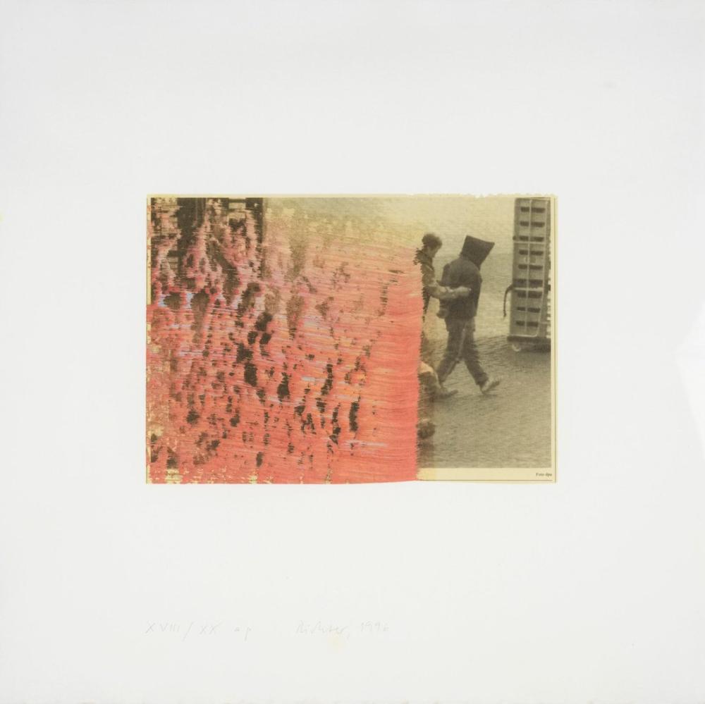 Gerhard Richter, Hood, Kanvas Tablo, Gerhard Richter, kanvas tablo, canvas print sales