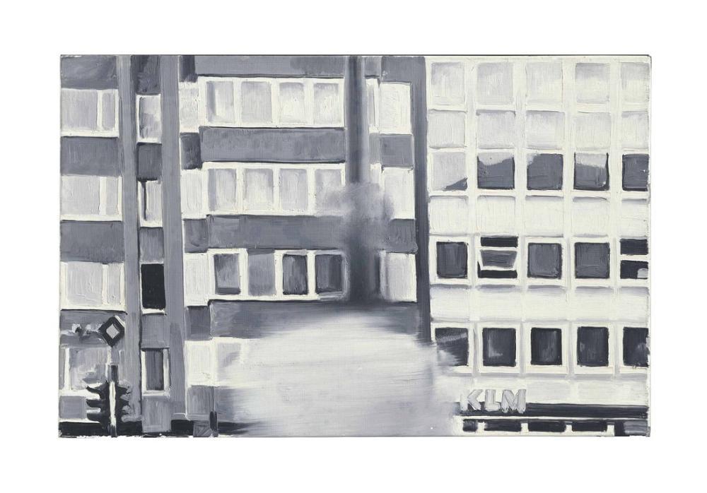 Gerhard Richter, Evler, Kanvas Tablo, Gerhard Richter, kanvas tablo, canvas print sales