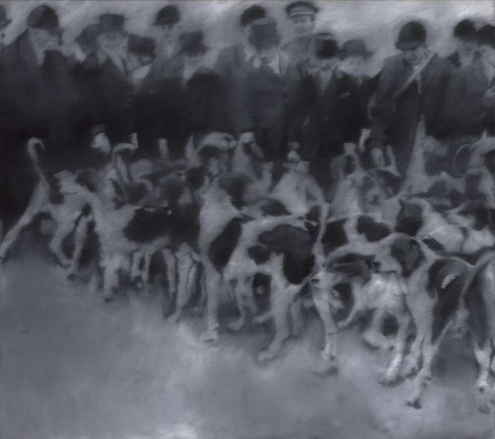 Gerhard Richter, Av Partisi, Kanvas Tablo, Gerhard Richter, kanvas tablo, canvas print sales
