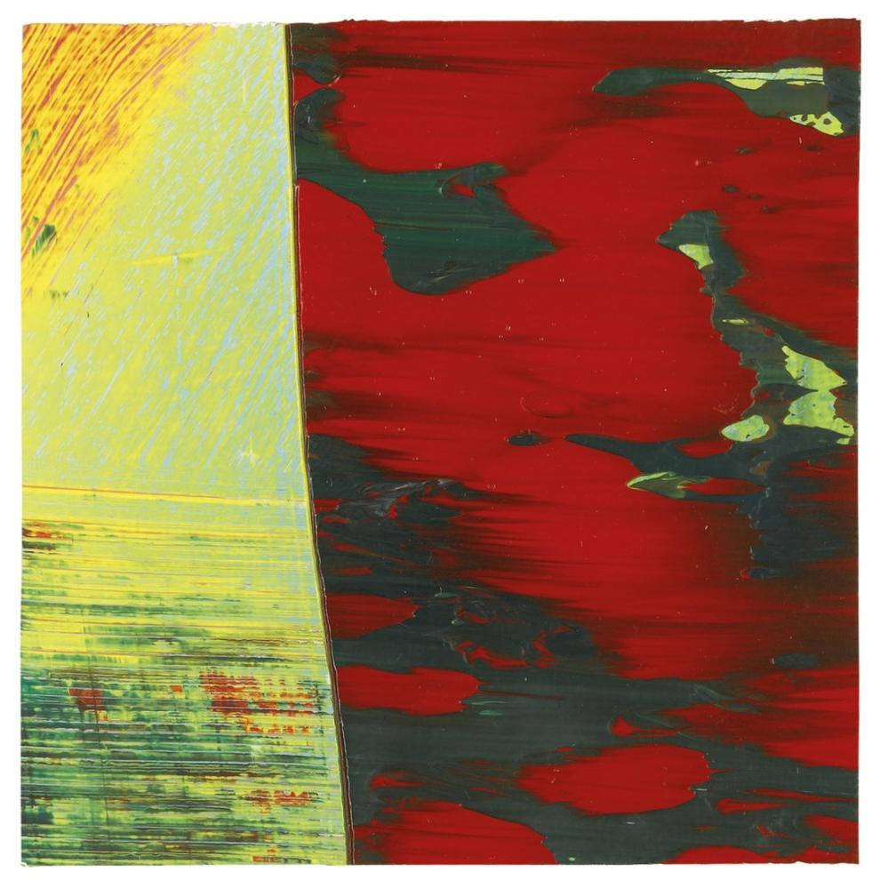 Gerhard Richter, Minyatürler 1996, Kanvas Tablo, Gerhard Richter, kanvas tablo, canvas print sales