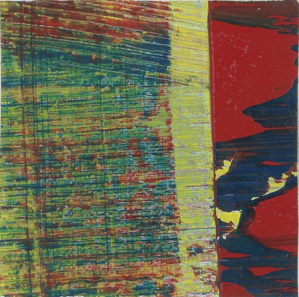 Gerhard Richter, Minyatürler, Kanvas Tablo, Gerhard Richter, kanvas tablo, canvas print sales
