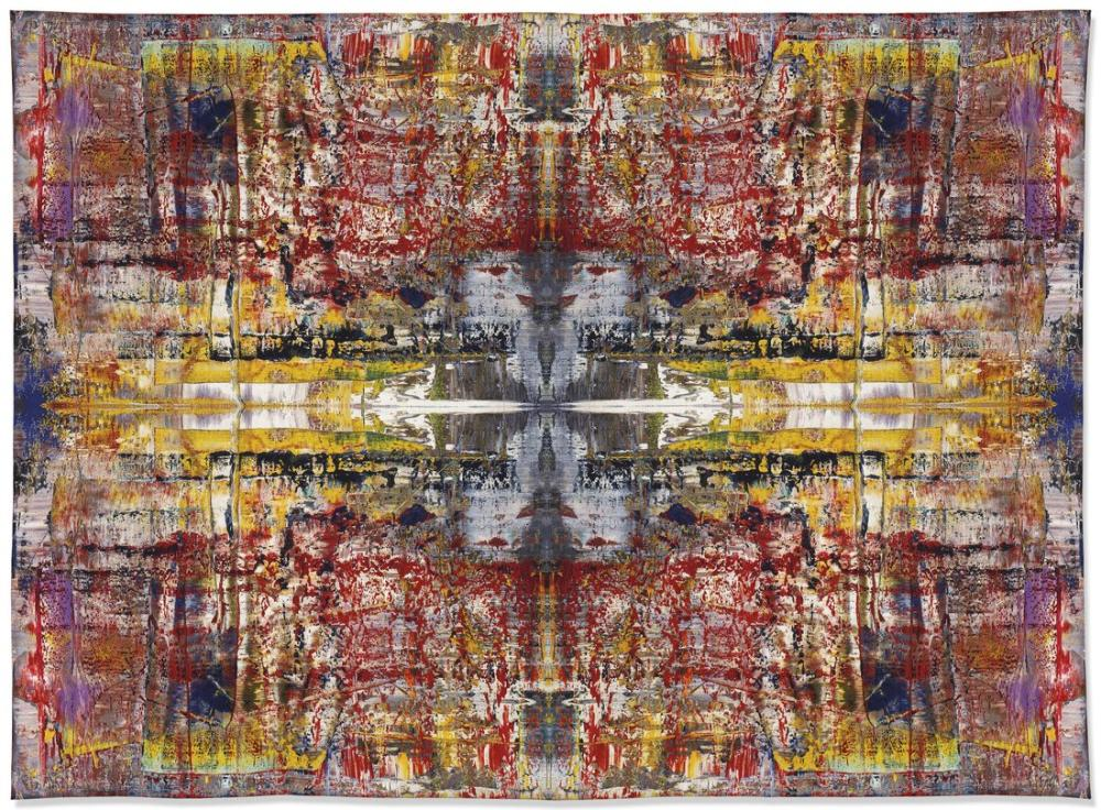 Gerhard Richter, Musa, Kanvas Tablo, Gerhard Richter, kanvas tablo, canvas print sales