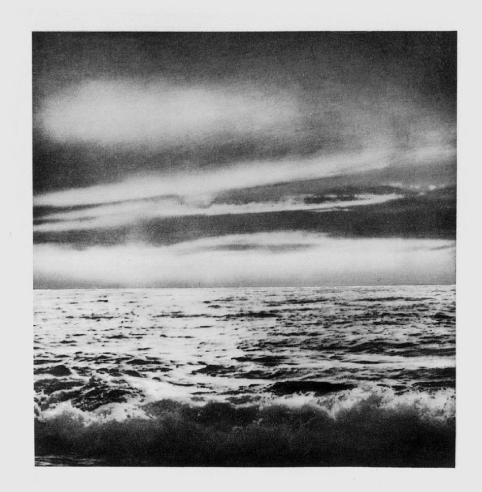 Gerhard Richter, Okyanus, Kanvas Tablo, Gerhard Richter, kanvas tablo, canvas print sales