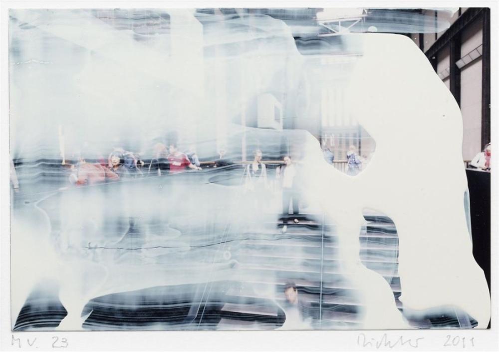 Gerhard Richter, İsimsiz Beyaz, Kanvas Tablo, Gerhard Richter, kanvas tablo, canvas print sales
