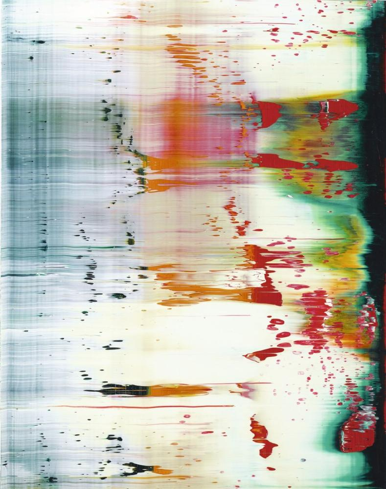 Gerhard Richter, Fuji 839-68, Kanvas Tablo, Gerhard Richter, kanvas tablo, canvas print sales