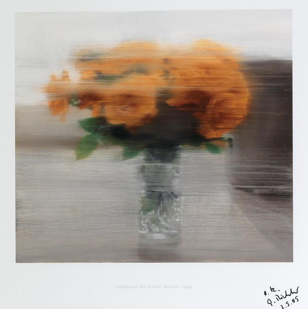 Gerhard Richter, Güller, Kanvas Tablo, Gerhard Richter, kanvas tablo, canvas print sales