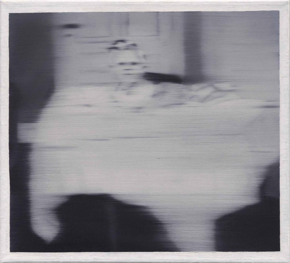 Gerhard Richter, Bir Masada Emzirme, Kanvas Tablo, Gerhard Richter, kanvas tablo, canvas print sales