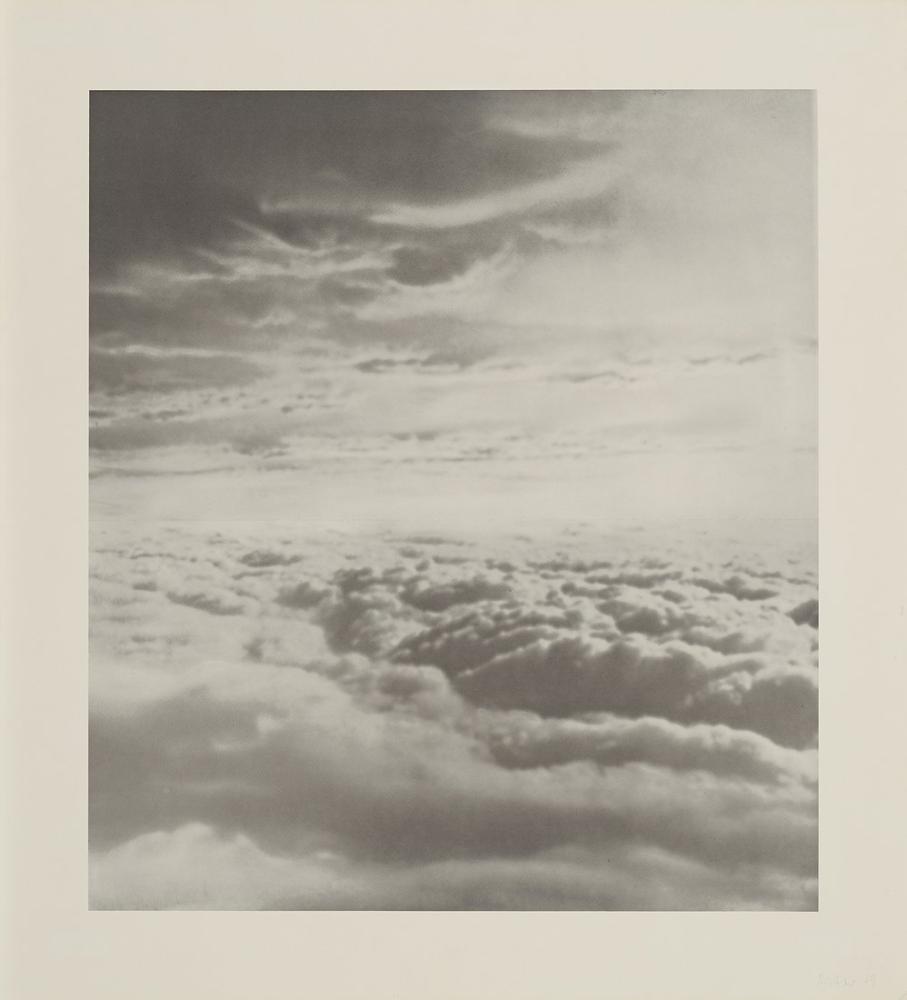 Gerhard Richter, Bulutlar, Kanvas Tablo, Gerhard Richter, kanvas tablo, canvas print sales