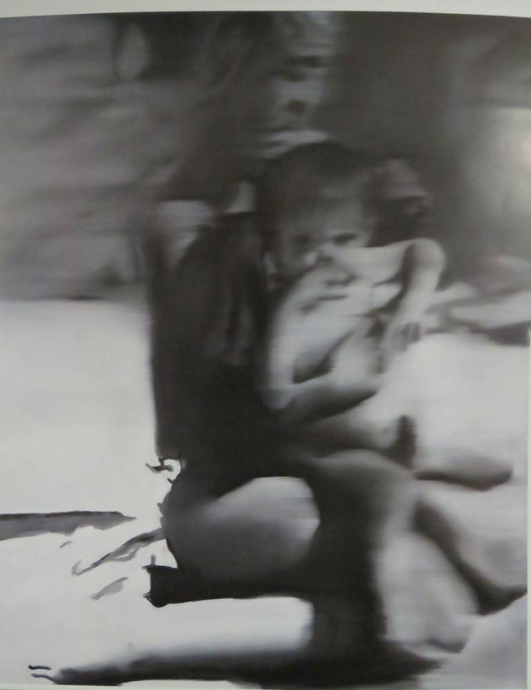 Gerhard Richter, Kadın ve Çocuk 73, Kanvas Tablo, Gerhard Richter, kanvas tablo, canvas print sales