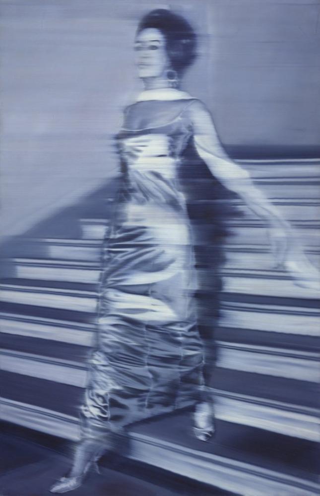20x30 30x45, 40x60, 60x90, 80x120, 100x150 Şablon, Kanvas Tablo, Gerhard Richter, kanvas tablo, canvas print sales