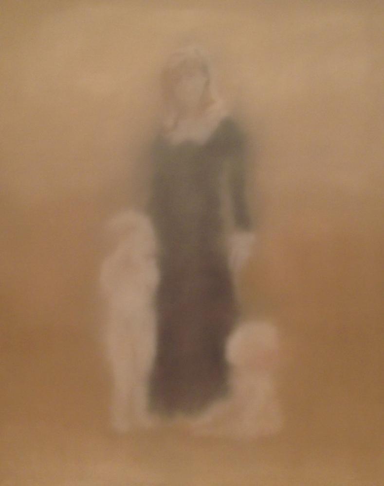 Gerhard Richter, Ayakta Duran Kadın, Kanvas Tablo, Gerhard Richter, kanvas tablo, canvas print sales