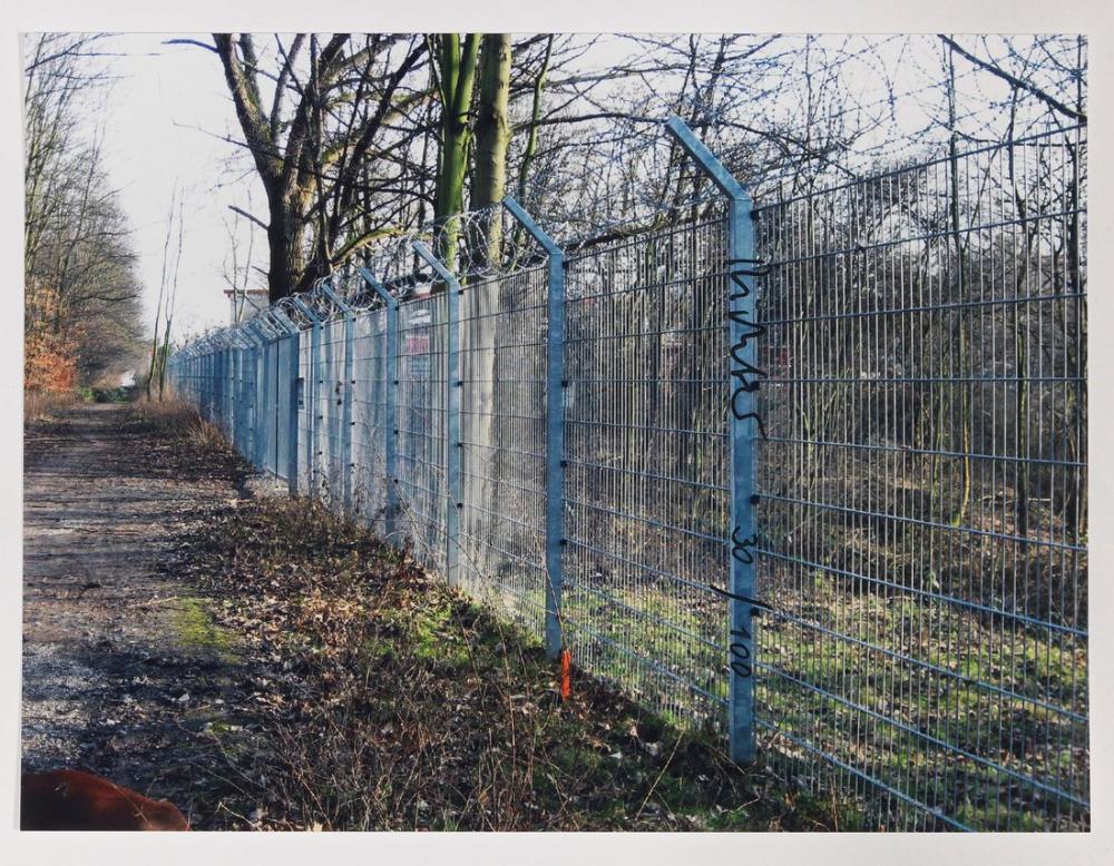 Gerhard Richter, Çit 2010, Kanvas Tablo, Gerhard Richter, kanvas tablo, canvas print sales