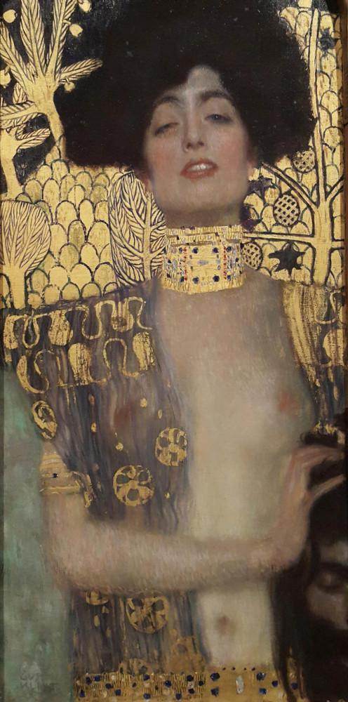 Gustav Klimt, Judith, Canvas, Gustav Klimt, kanvas tablo, canvas print sales