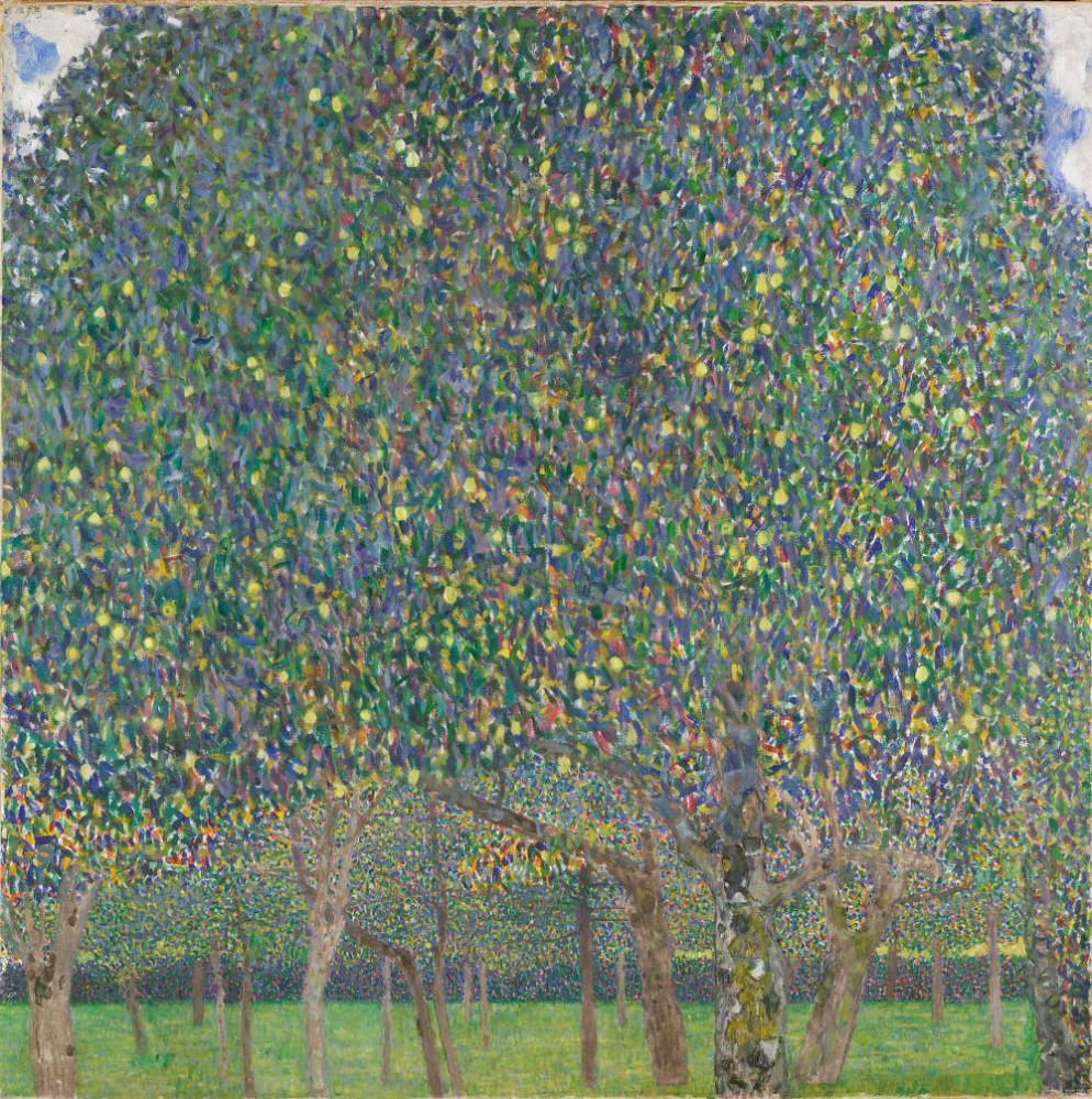 Gustav Klimt, Fruit Trees, Canvas, Gustav Klimt, kanvas tablo, canvas print sales